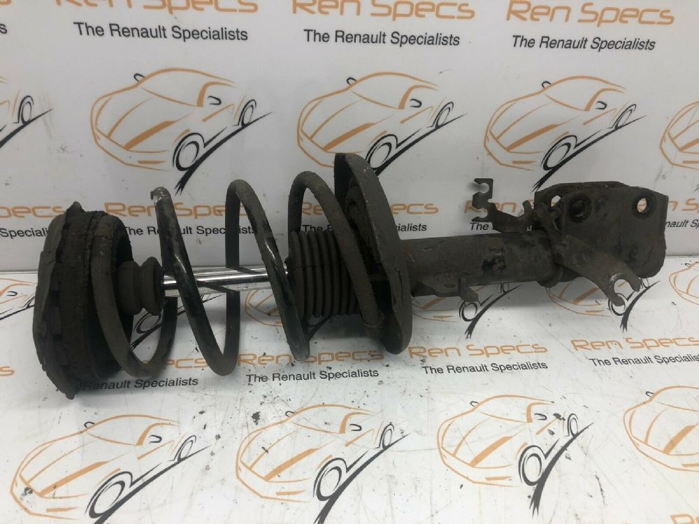 09-13 RENAULT GRAND SCENIC FRONT PASSENGER LEFT SIDE SHOCK ABSORBER & SPRING